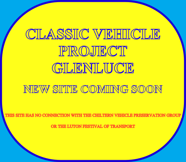 CLASSIC VEHICLE PROJECT